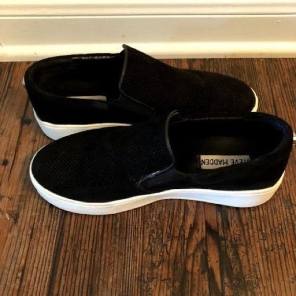 88ad0262d7d Steve Madden Genette Platform Sneaker
